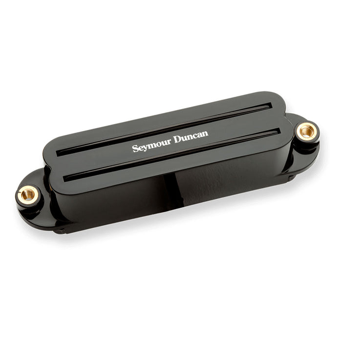 Seymour Duncan SHR-1B Hot Rails Strat Bridge Pickup Black 11205-02-B