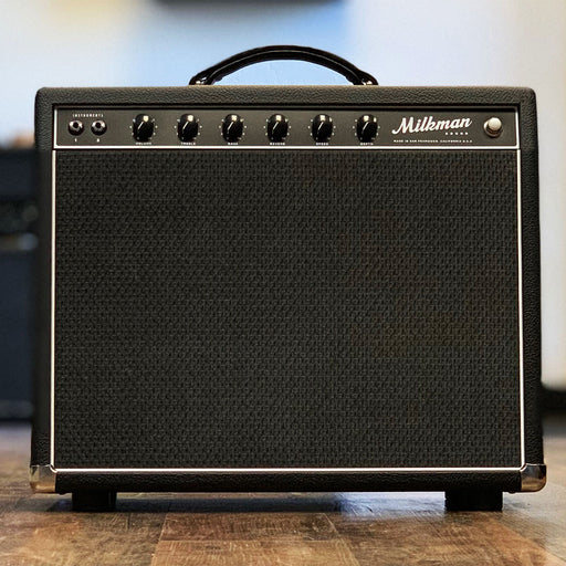 "Milkman Sound HT15 15W 1x12"" Combo Amplifier Jupiter Ceramic"