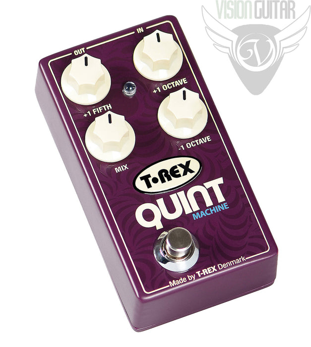 T-Rex Quint Machine - Octave Up, Octave Down, 5th Up