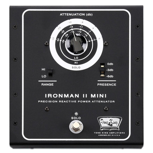 Tone King Ironman II 30 Watt Mini Attenuator