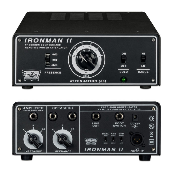 Tone King Ironman II Reactive Power Attenuator
