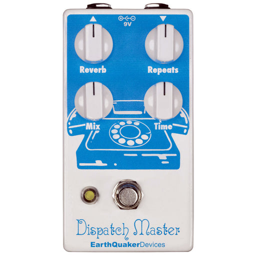 Earthquaker Devices Dispatch Master Version 3 Hi-Fi Digital Delay & Reverb