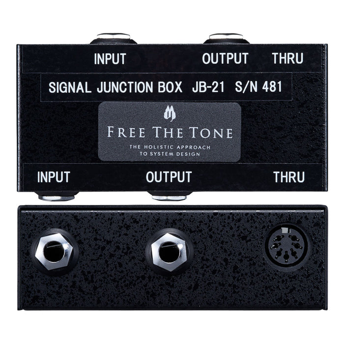 Free The Tone Signal Junction Box JB-21