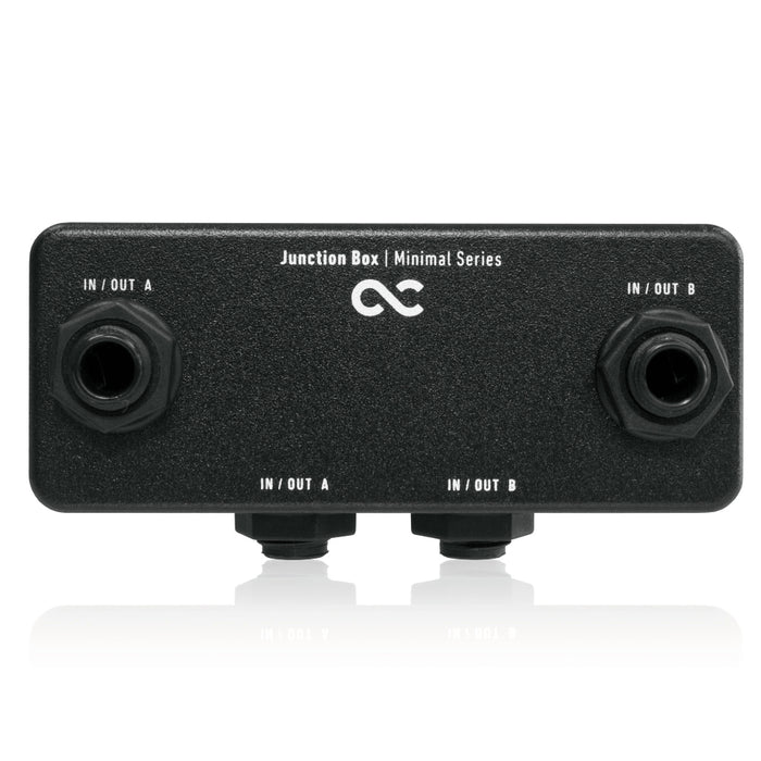 One Control Minimal Series Pedalboard Junction Box