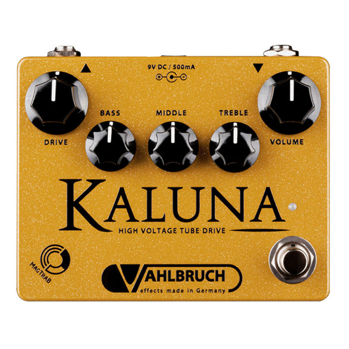 Vahlbruch Kaluna High Voltage Tube Overdrive Pedal