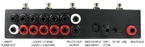 Disaster Area Designs DPC-5 Gen3 MIDI Pedalboard Controller & Loop Switcher