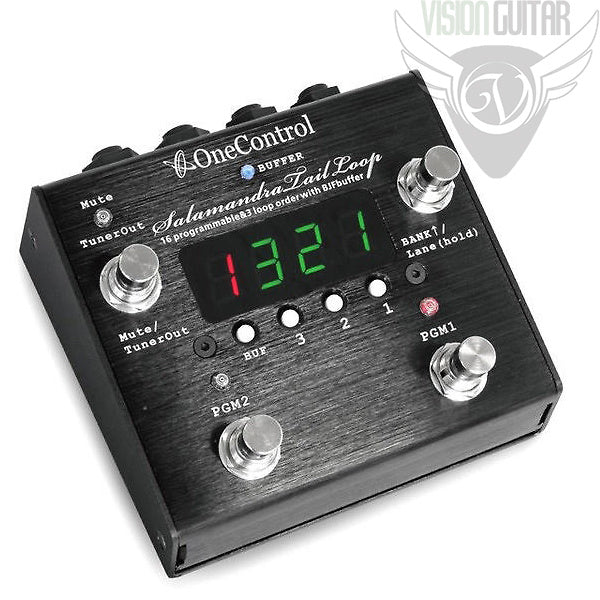 One Control OC3P Salamandra Tail Loop - 3 Loop Programmable Switcher
