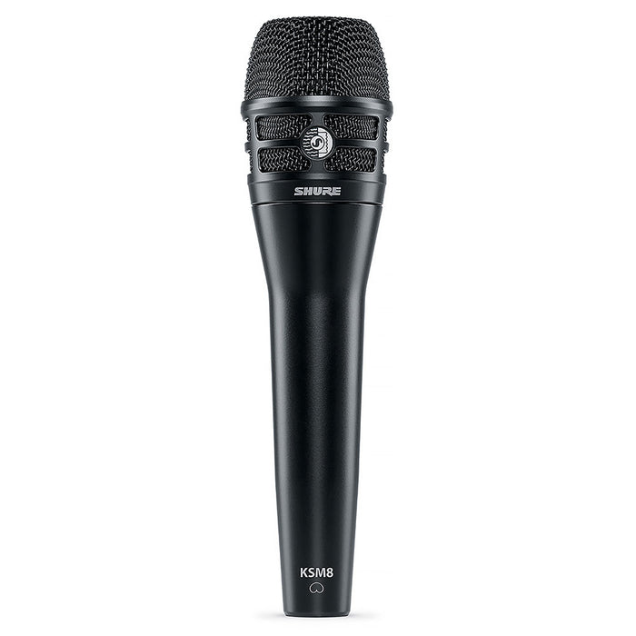 Shure KSM8 Dualdyne™ Vocal Microphone - Black