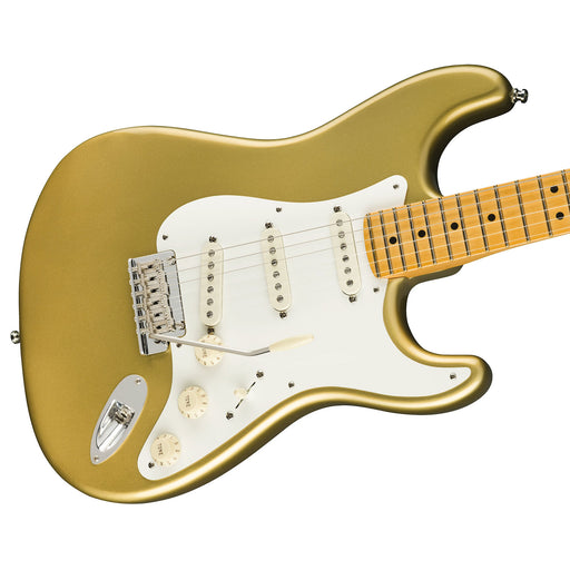 Fender Lincoln Brewster Stratocaster Maple Fingerboard Aztec Gold
