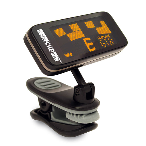 Peterson StroboClip HD High Definition Clip-On Strobe Tuner