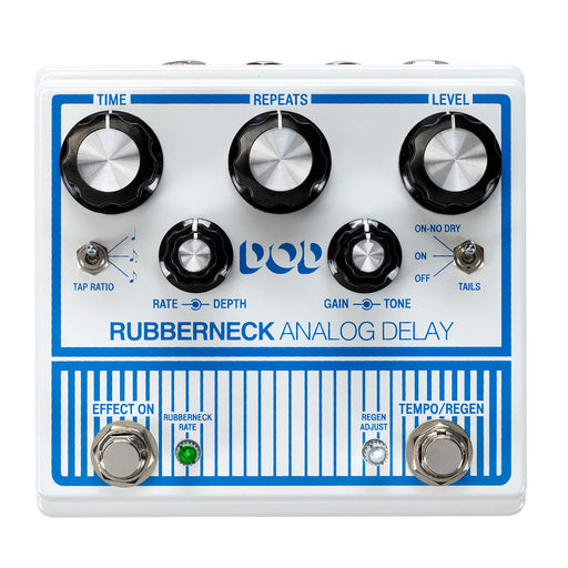 DOD Rubberneck Analog Delay w/Tap Tempo