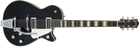 Gretsch G6128T-53 Vintage Select '53 Duo Jet with Bigsby, TV Jones, Black