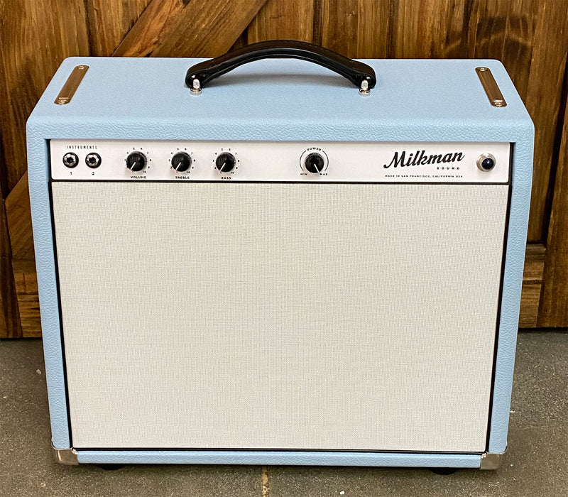 "Milkman Sound One Watt Plus 10w Class A Combo Amplifer 12"" Alnico"