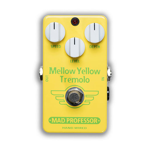 Mad Professor BJF Design Hand-Wired Mellow Yellow Tremolo