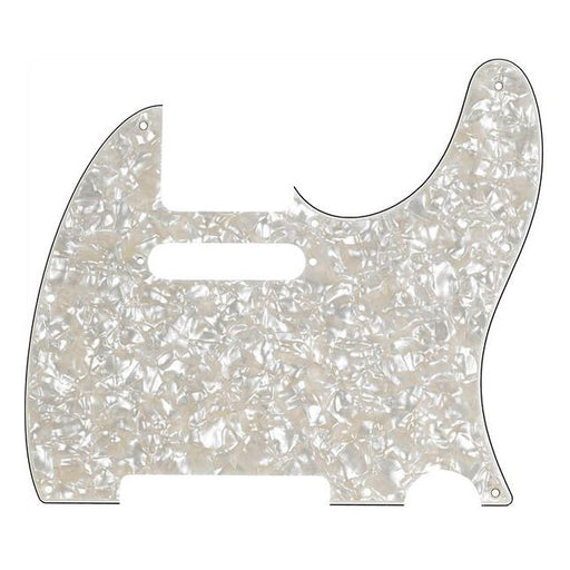 Fender 8-Hole Mount Aged White Pearloid Telecaster® Pickguard 0992174000