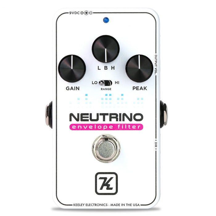 Keeley Electronics Neutrino V2 Envelope Filter & Auto Wah