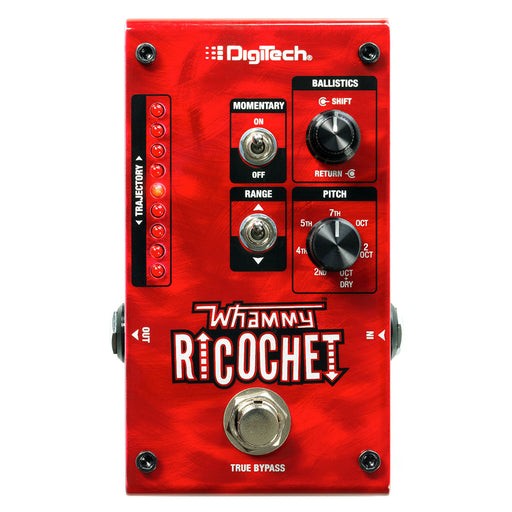 DigiTech Whammy Ricochet Pitch Shift Pedal