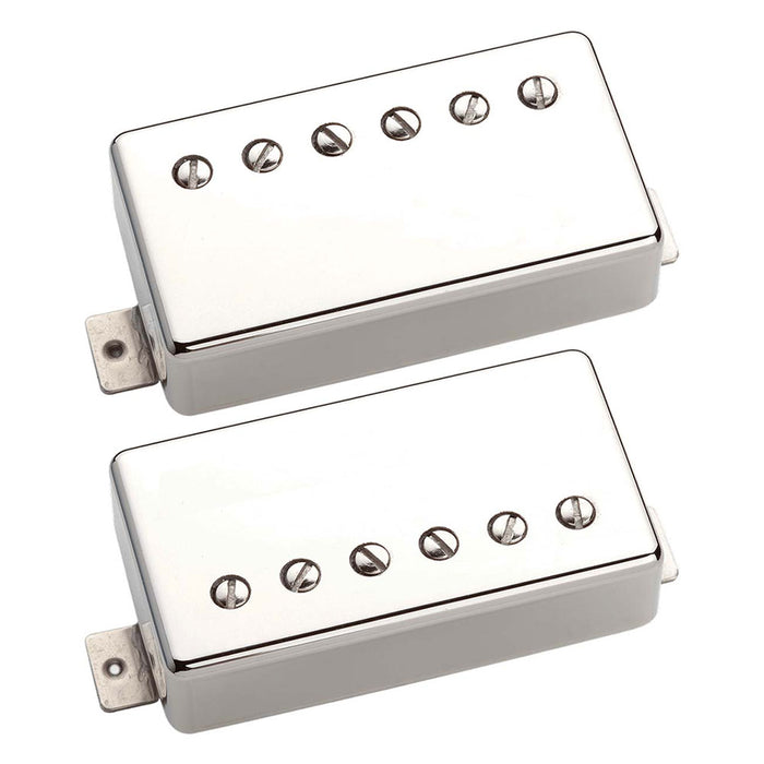 Bare Knuckle PG Blues Humbucker Pickup Set 50mm Nickel Covers