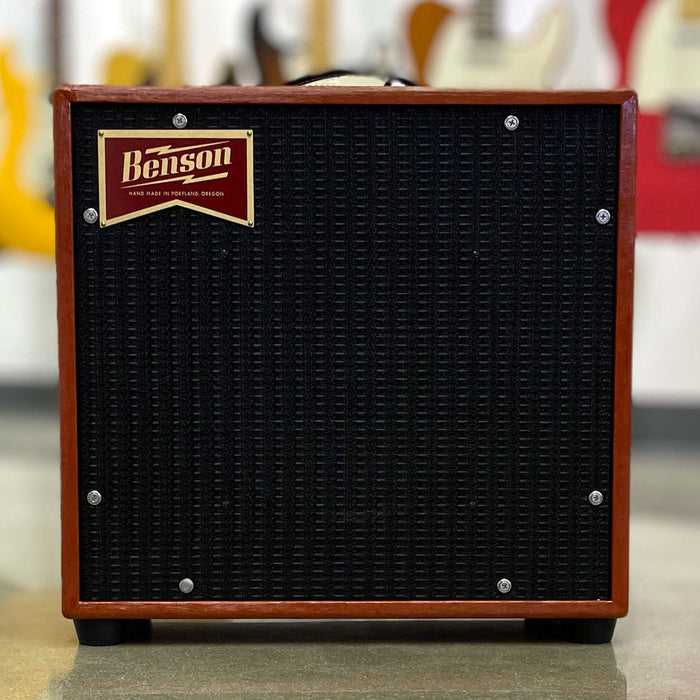 Benson Nathan Junior Reverb Combo Amplifier