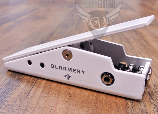 Tapestry Audio Bloomery VP Volume Pedal - Active Model - White Finish