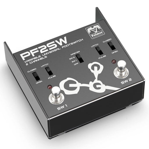 Palmer Audio Tools PF2SW Universal 2-Channel Footswitch