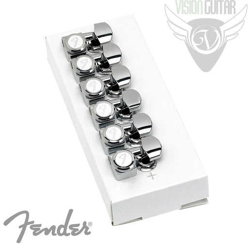 Fender Modern Locking Guitar Tuners Tuning Machines (099-0818-100)