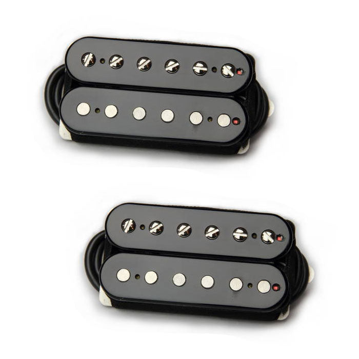 Bare Knuckle Boot Camp Series True Grit Humbucker Set 50mm