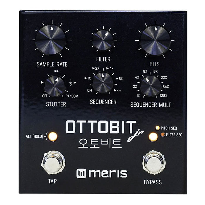 Meris Ottobit Jr. Audio In > Video Game Out