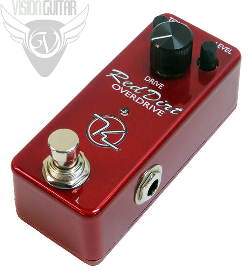 Keeley Red Dirt Mini Keeley Overdrive Pedal - 4 Drive Modes