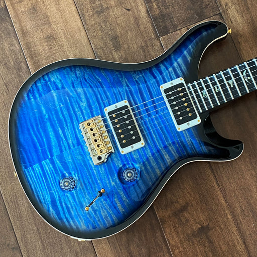 PRS Custom 22 Artist Package Electric Guitar River Blue Smokeburst 0303816