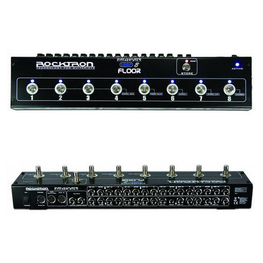 Rocktron PatchMate Loop 8 Floor Audio Switcher