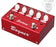 Bogner Amplification Ecstasy Red Distortion Overdrive Pedal