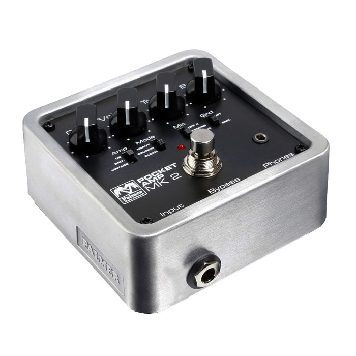 Palmer Audio Tools PEPAMP MK II Portable Guitar Preamp Pocket Amp
