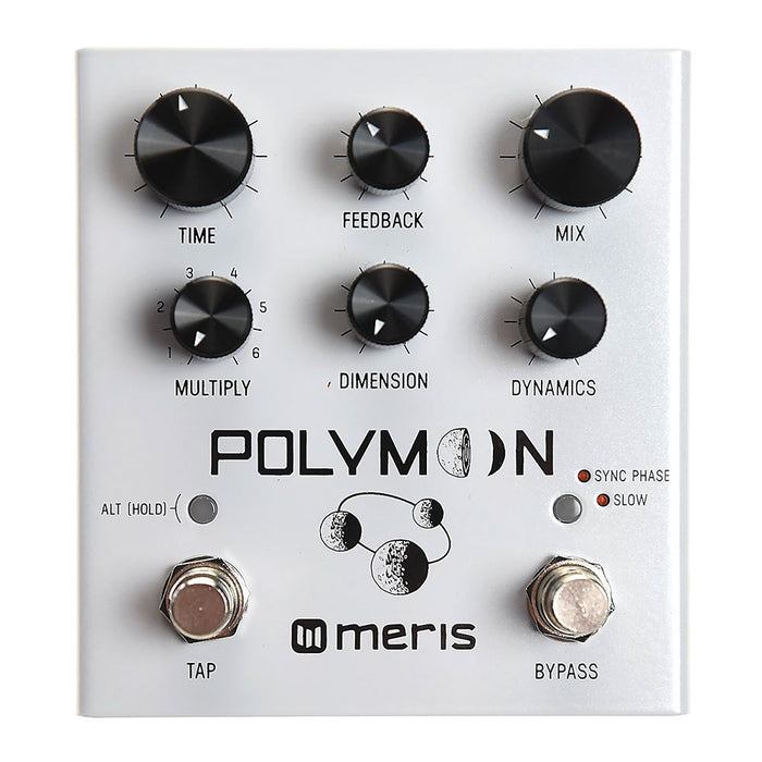Meris Polymoon Super-Modulated Multiple Tap Delay