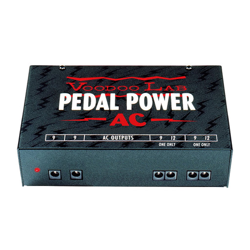 Voodoo Lab Pedal Power AC 9v 12v Supply High Current/AC Powered Effects