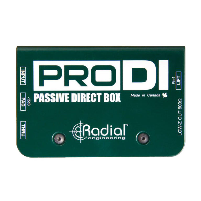 Radial Engineering ProDI™ Passive Direct Box