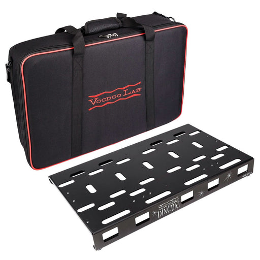 "Voodoo Lab Dingbat Lightweight Pedalboard - Medium (22"" x 13 1/2"")"