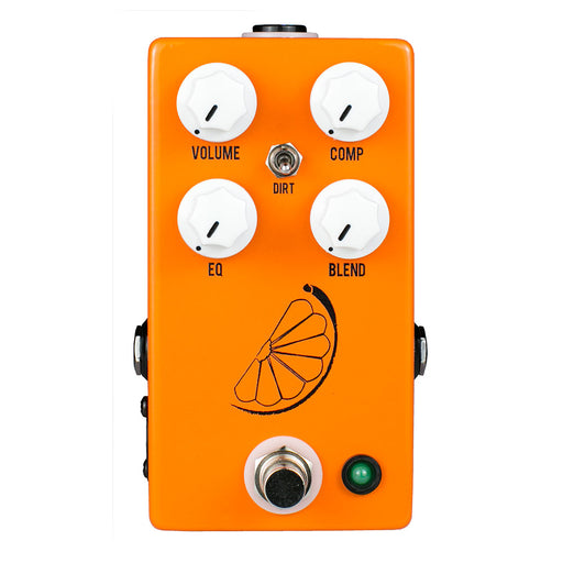 JHS Pedals Pulp 'N' Peel V4 Compressor & Preamp Pedal - Latest Version!