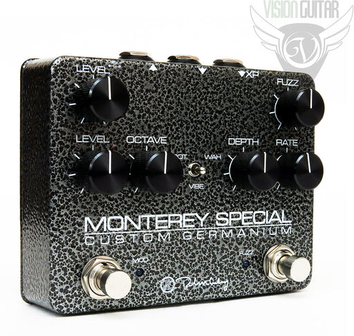 Keeley Limited Germanium Monterey Special - Rotary Fuzz Vibe Harmonic Wah!