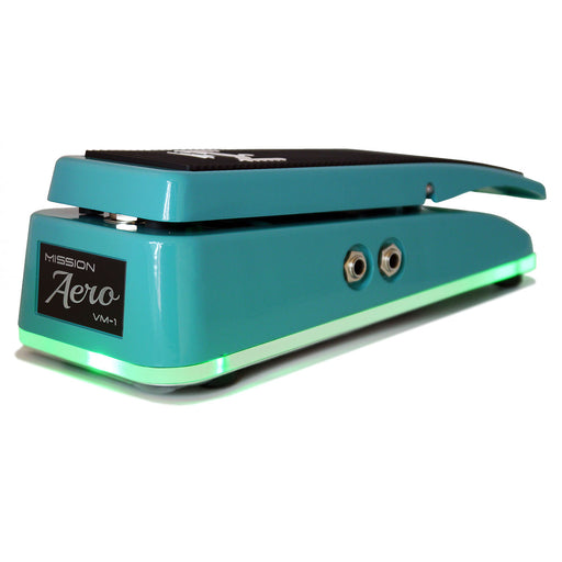 Mission Engineering VM-1 Aero Volume Pedal - Surf Green