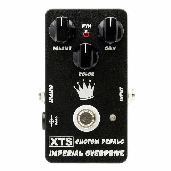 XTS Imperial Overdrive Pedal - Lower Gain Nashville Overdrive