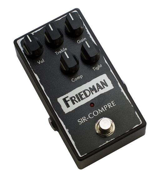 Friedman Amps SIR-COMPRE Compressor with Gain Pedal