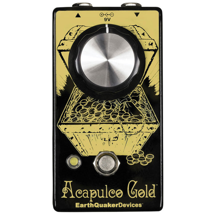 Earthquaker Devices Acapulco Gold V2 Overdrive Distortion Pedal