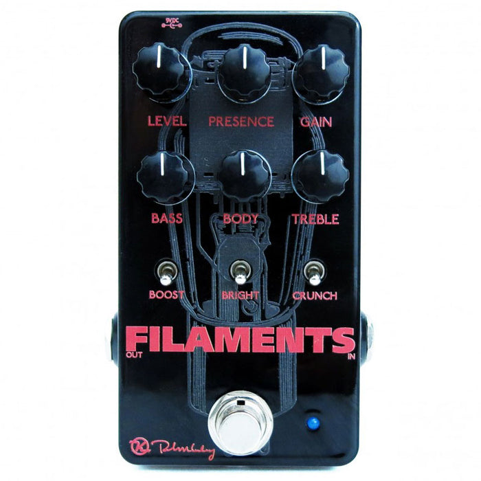 Robert Keeley Filaments High Gain Distortion Overdrive
