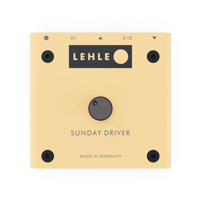 Lehle Sunday Driver II High-End Preamp & DI Box