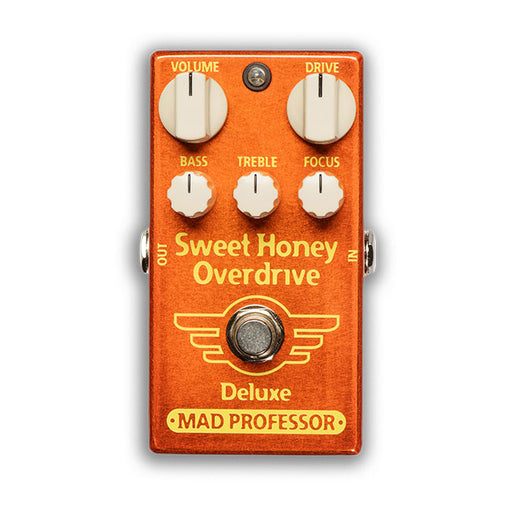 Mad Professor Sweet Honey Overdrive Deluxe Pedal