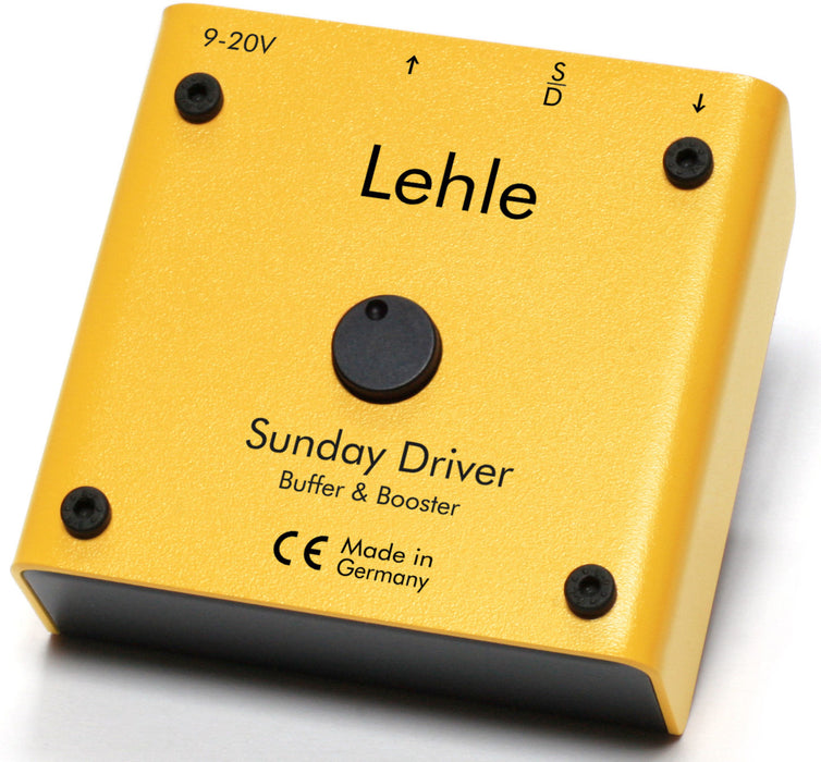 Lehle SUNDAY DRIVER - Buffered Line Driver & Preamp