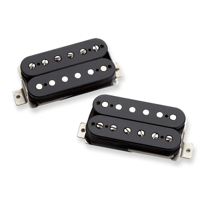 Bare Knuckle VH II Humbucker Pickup Set 50mm Open Black