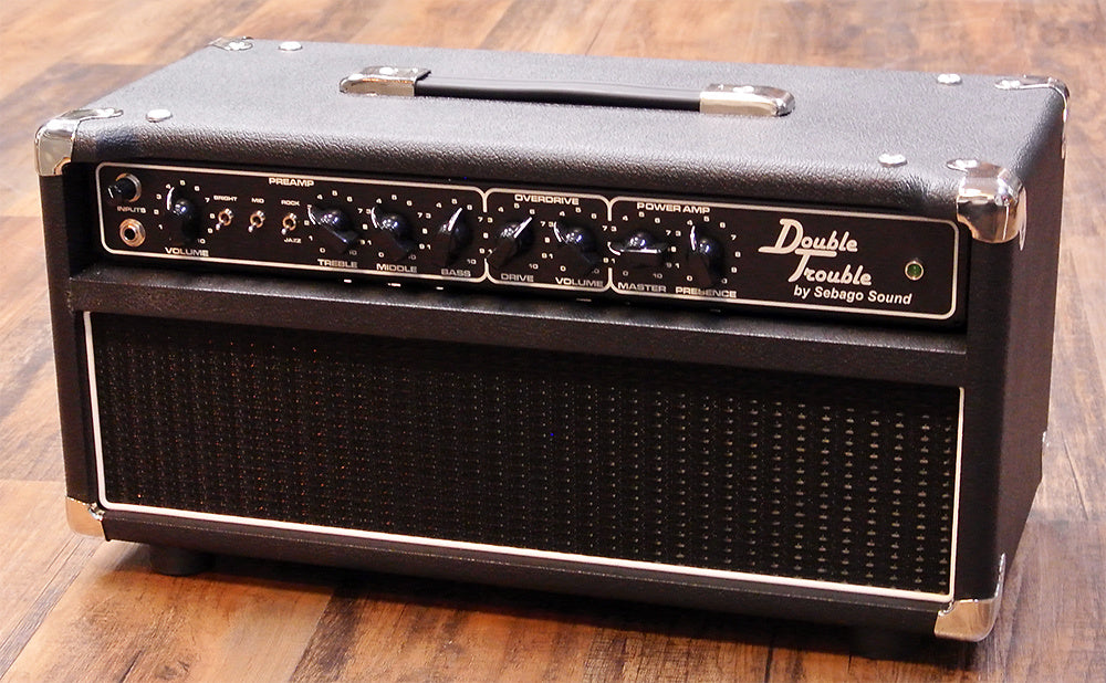 Sebago Sound DT25 Double Trouble 25w Amplifier Head