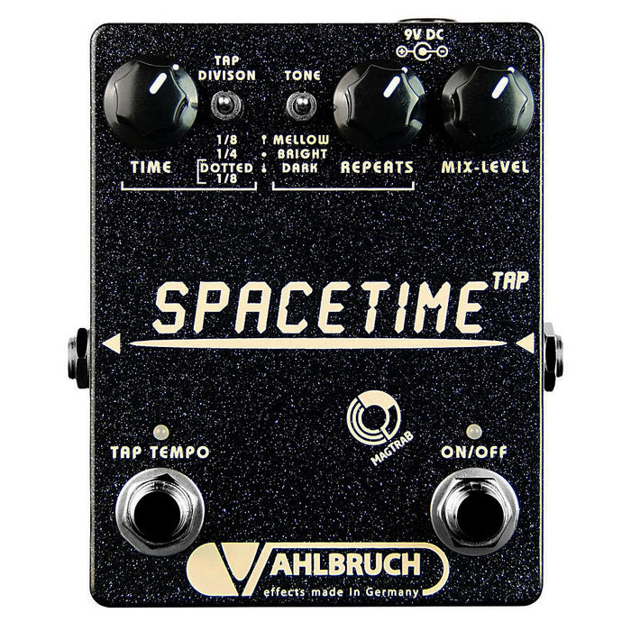 Vahlbruch SpaceTime Delay Echo Pedal w/Tap Tempo